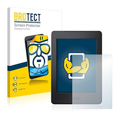 brotect Pellicola Protettiva Compatibile con Amazon Kindle Paperwhite 2015 (7a Generazione) Pellicola Trasparente (2 Pezzi) Anti-Impronte