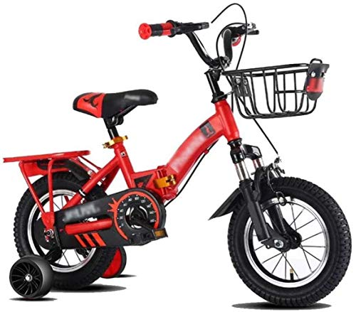 Fantastic Prices! HongLianRiven BMX Children's Bicycle Boy 3-6 Years Old Children's Bicycle Little G...
