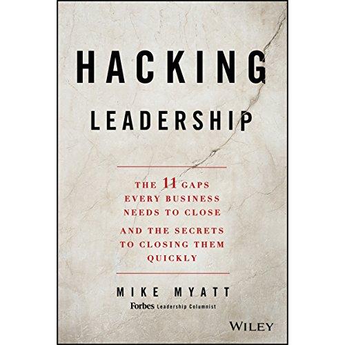 Hacking Leadership audiobook cover art