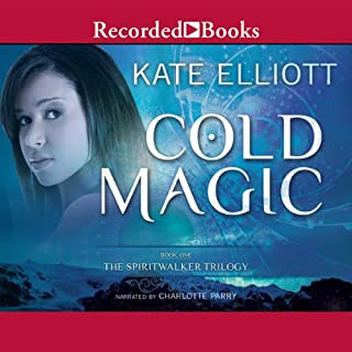 Cold Magic audiobook cover art