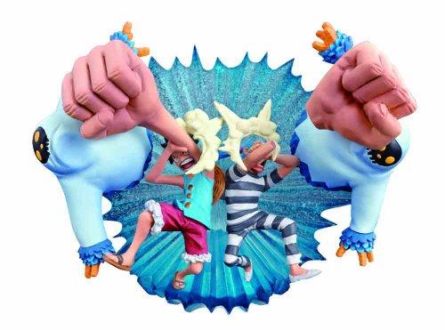 Figurine 'One Piece' - Log Box Impel Down Ver.X6