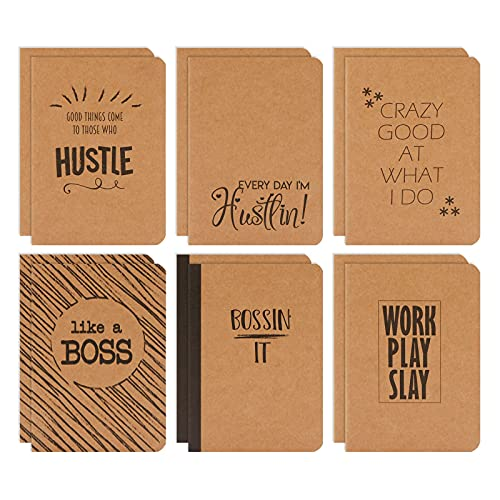 work from home motivational notebook