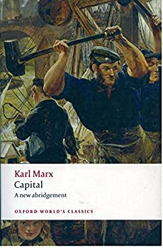 Capital  An Abridged Edition  Oxford World s Classics