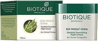 Bio Wheat Germ YOUTHFUL NOURISHING NIGHT CREAM 50gm