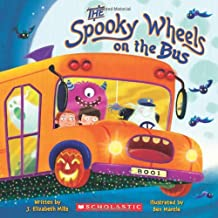 magic school bus halloween book
