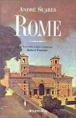 Rome d'André Suarès