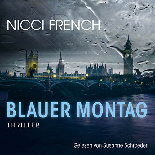 Blauer Montag audiobook cover art