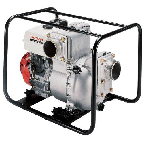 Honda WT40XK3 4 Inch Heavy Duty Construction Easy Starting Steel Trash Pump