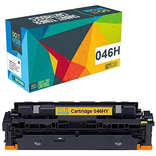 Do it wiser compatible High Yield Toner Cartridge for Canon imageCLASS mf735cdw, Yellow XL