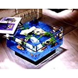 25 Gallon Coffee Table Aquarium Square Made from Acrylic Material Fish Tank - Skroutz Deals