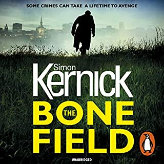 The Bone Field cover art