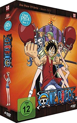 One Piece - TV Serie - Vol. 03 - [DVD]