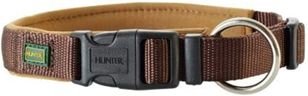 Hunter - Collar de nylon modelo Neoprene Vario Plus para perros