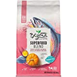 Purina Beyond Natural Dry Dog Food, Superfood Blend Salmon, Egg & Pumpkin Recipe - 3.7 lb. Bag