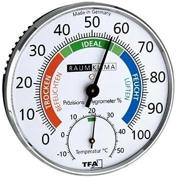 TFA Dostmann 45.2030.42 - Higrómetro