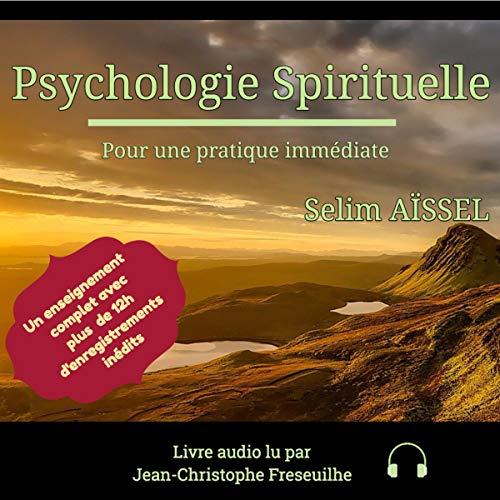 Couverture de Psychologie Spirituelle
