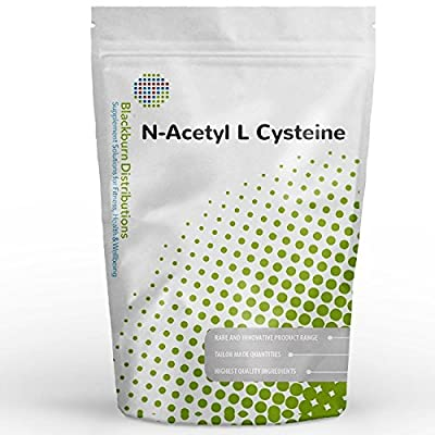 Pure 500g NAC (N-Acetyl L-Cysteine) Powder   100% Pure Antioxidant   Free UK Shipping   UK Certified Product