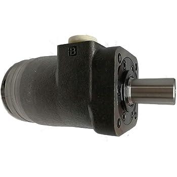 101-1037 Similar Char-Lynn 310 RPM 271459 2031 PSI 3186 Torque SAE 10 Port Size C.I.D Maxim Birotational 4 Bolt Flange Motor 11.59 Cubic Inch Diameter