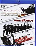 Pack: Bangkok Dangerous + Transporter 3 + Los Mercenarios [Blu-ray]