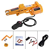 Universal 12 V 2 t Electric Car Lever Jack with Wheel Nut Wrench for SUVs and Cars