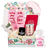 Whaline Gift Box for Mom 10pcs Mother's Day Gift Set Including...