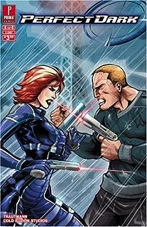Perfect Dark: Janus' Tears comic (Issue 6) (Prima Games)