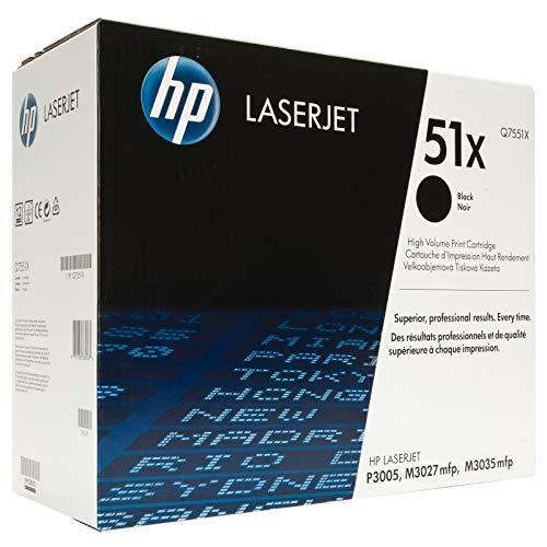 Ampertec Toner für HP Q7551X 51X schwarz