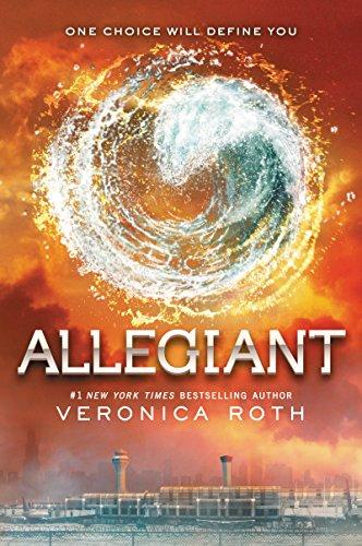 Amazon.com: Allegiant (Divergent Trilogy, Book 3) eBook: Roth ...