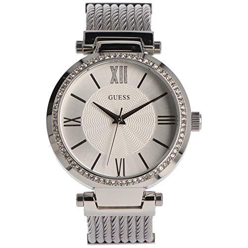 Guess W0638L1 Soho - Reloj de pulsera para mujer con circonitas
