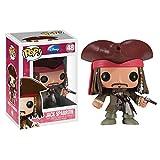 Piratas del Caribe - Figura Pop Movies Vinilo: Jack Sparrow...