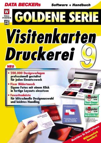 Visitenkarten-Druckerei 9