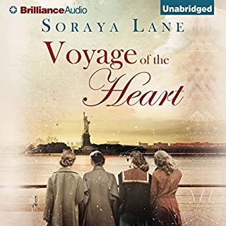 Voyage of the Heart audiobook cover art