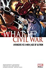What if ? - Tome 01 de Christos Gage