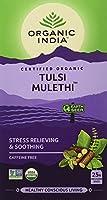 - Organic India Tulsi Mulethi - 18 Tea Bags by ORGANIC INDIA