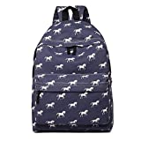 Miss Lulu Sac à Dos, One Size, Horse Navy