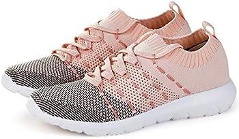 PresaNew Comfortable Women's Walking Shoes