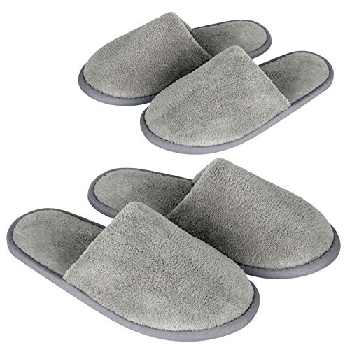 Best washable house slippers for guests
