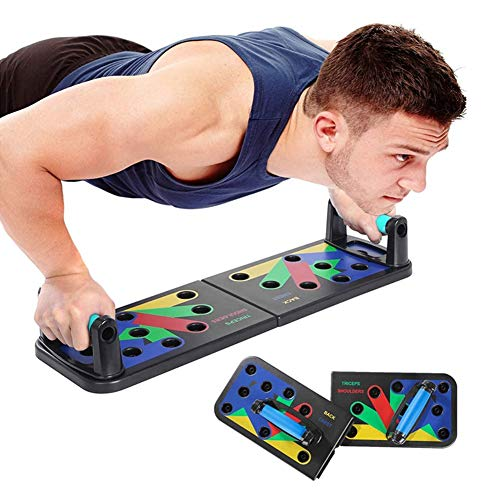 Thole Multifunctionele push-up rek board bodybuilding fitness oefening push-up stand systeem hometrainer