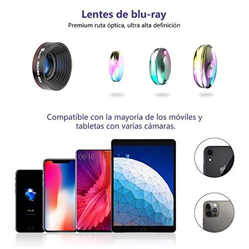 Selvim-Lentes-para-Moviles-Camara-para-Telefono-Kit-3-en-1-235-Lente-de-Ojo-de-Pez-062X-Lente-Gran-Angular-25X-Lente-Macro-para-Smartephone-Android-iOS-Universal-Xiaomi-Huawei-Samsung
