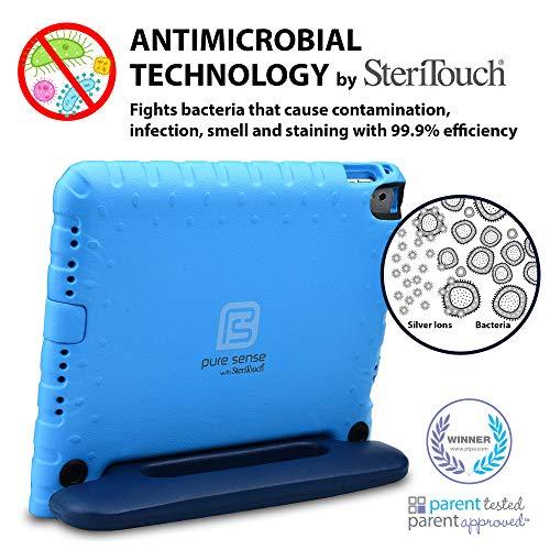 Pure Sense Buddy [Estuche Antimicrobiano niños] para Samsung Tab A ...