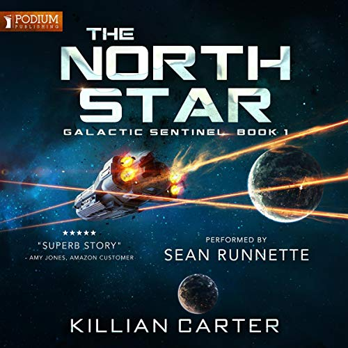 The North Star audiobook cover art