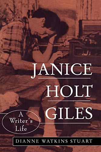 Janice Holt Giles: A Writer's Life (English Edition)