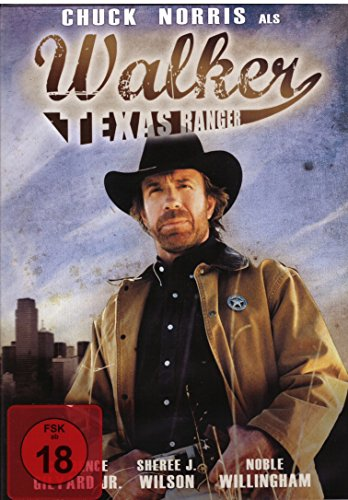 Walker, Texas Ranger - Die Trilogie (3 DVDs)