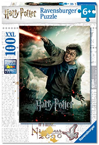 Ravensburger 12869 Harry Potter: Wingardium Leviosa