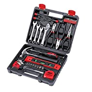 Essential tools required for basic DIY jobs, ideal for small fixes around the home or office.