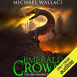 The Emerald Crown cover art
