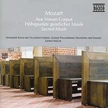 Ave Verum Corpus, K. 618: Ave verum corpus in D Major, K. 618