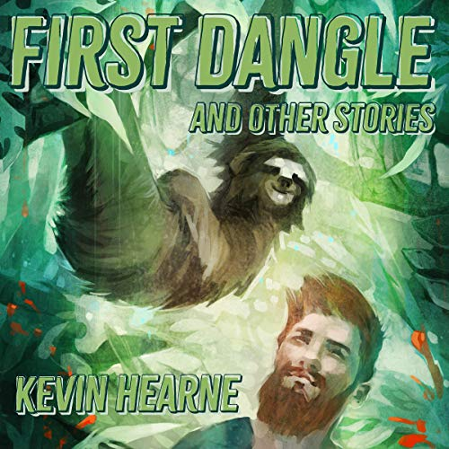 First Dangle and Other Stories audiobook cover art
