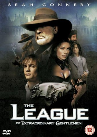 The League of Extraordinary Gentlemen [2003] [DVD] steampunk buy now online