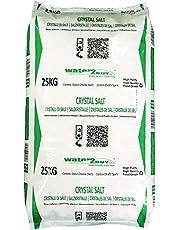 Water2buy 25Kg Kristalzout- Zeer effectief Kristalzout voor alle waterontharders